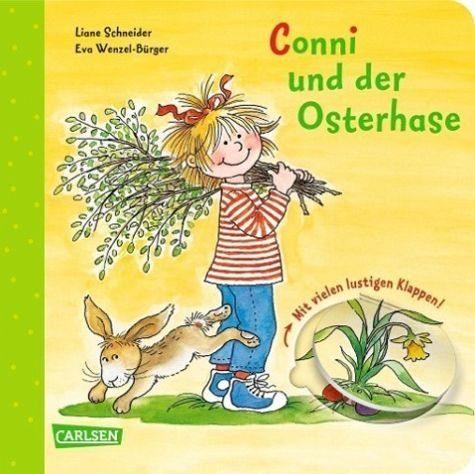 Buch mit Papp-Einband »Conni Bilderbücher: Conni und der Osterhase«