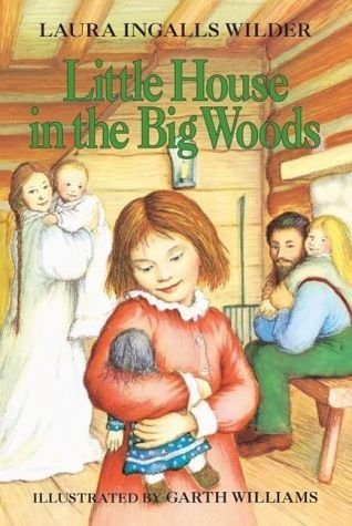 Broschiertes Buch »Little House in the Big Woods«