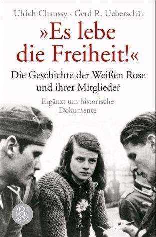 """Broschiertes Buch »""""Es lebe die Freiheit!""""«"""