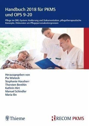 Broschiertes Buch »Handbuch 2018 für PKMS und OPS 9-20«