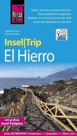 Broschiertes Buch »Reise Know-How InselTrip El Hierro«