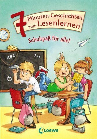 Gebundenes Buch »Schulspaß für alle! / 7-Minuten-Geschichten...«
