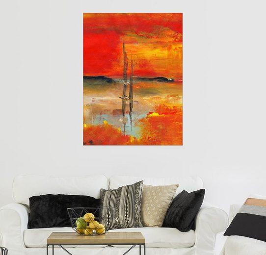 Posterlounge Wandbild - Niksic Katarina »Die rote Erde«