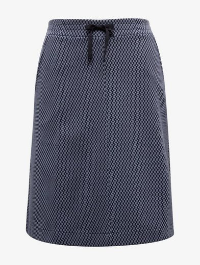 Tom Tailor Volant Rock Patterned Skirt With Drawstring