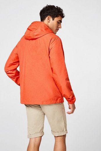 EDC BY ESPRIT Leichte Outdoor-Jacke mit Kapuze