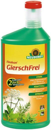 NEUDORFF Unkrautvernichter »Finalsan GierschFrei«, Konzentrat