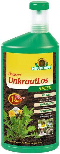 NEUDORFF Unkrautvernichter »Finalsan UnkrautLos Speed«