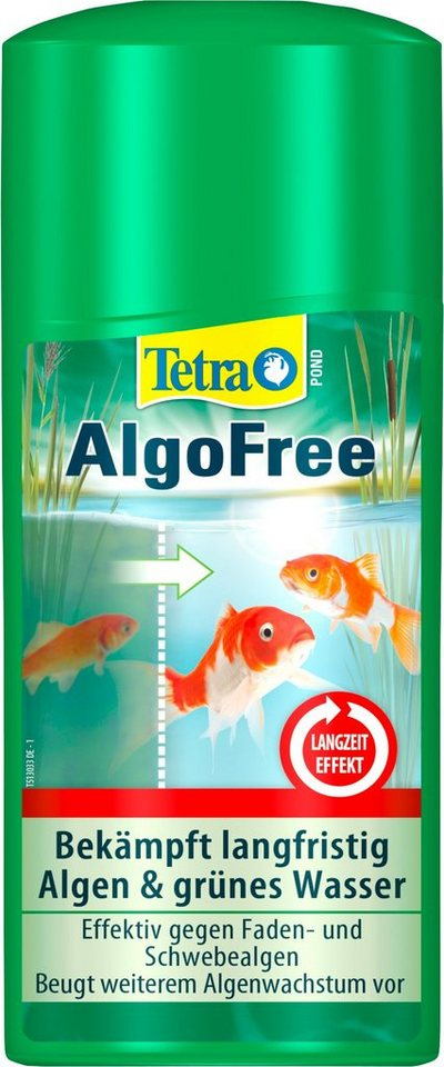 tetra teichpflege pond algofree 500 ml kaufen otto. Black Bedroom Furniture Sets. Home Design Ideas