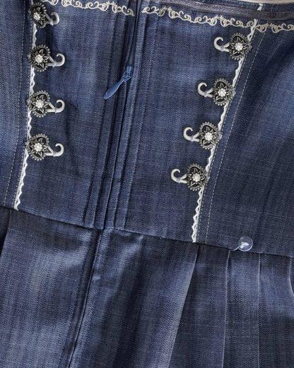Kruger Madl Midi-dirndl Jeans