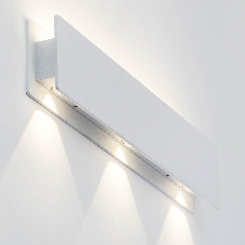 AEG Court LED Wandleuchte Up/Down weiß