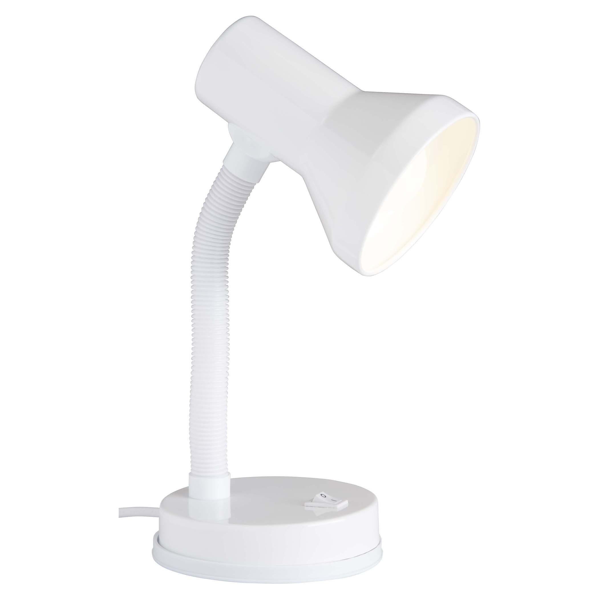 Brilliant Leuchten Junior Tischleuchte weiß