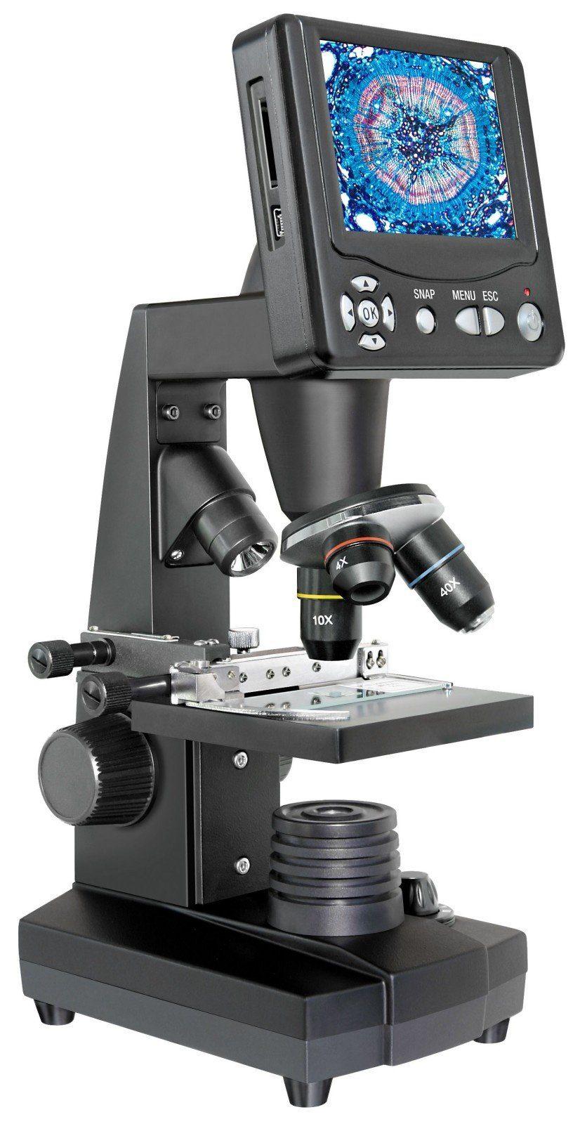 "Bresser Mikroskop »LCD-Mikroskop 8.9cm (3.5"")«"