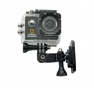 NATIONAL GEOGRAPHIC Kamera »Full-HD Action Camera, 140°, 30m wasserdicht«