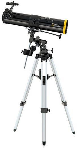NATIONAL GEOGRAPHIC Teleskop »76/700 Reflektor Teleskop EQ«