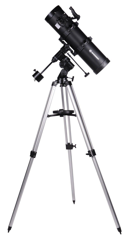 Bresser Teleskop »Spica 130/650EQ3 Spiegelteleskop mit Handy Adapter«