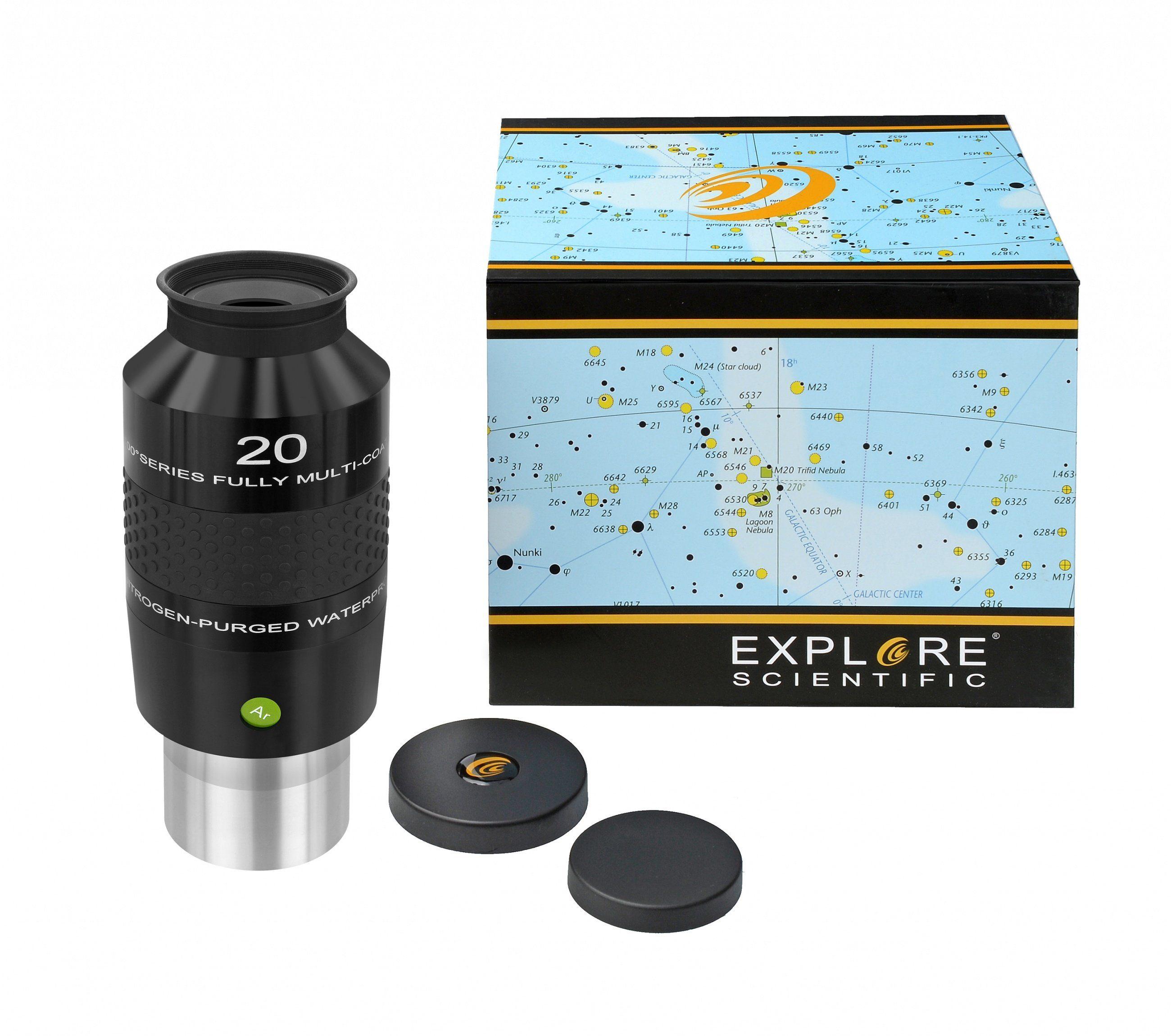 """Explore Scientific Okular »100° Ar 20mm (2"""")«"""