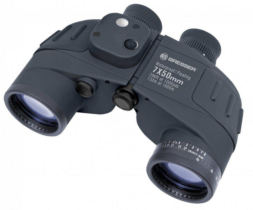 Zeiss Fernglas Mit Entfernungsmesser 10x56 : Bresser fernglas »nautic 7x50 wd kompass fernglas« otto