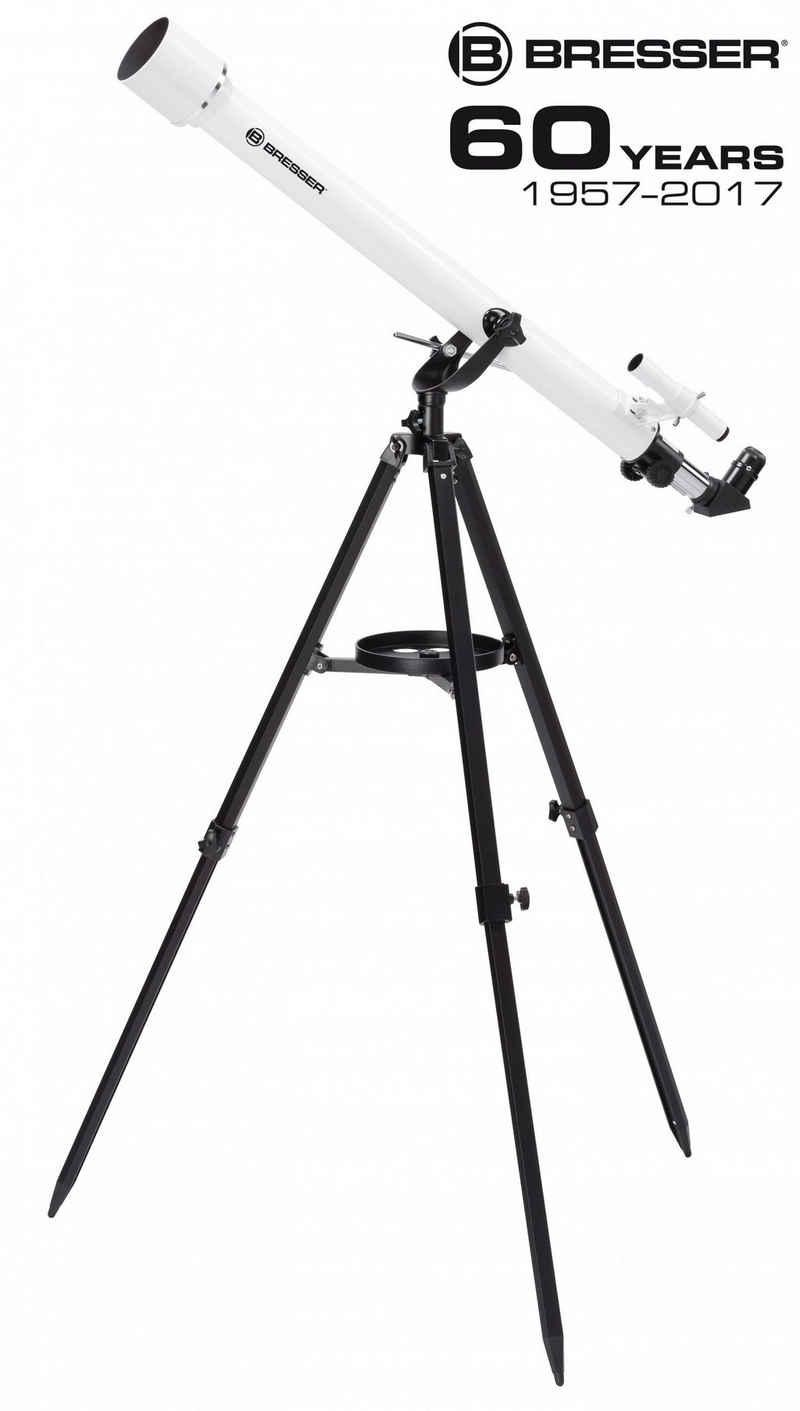 BRESSER Teleskop »Classic 60/900 AZ Linsenteleskop«
