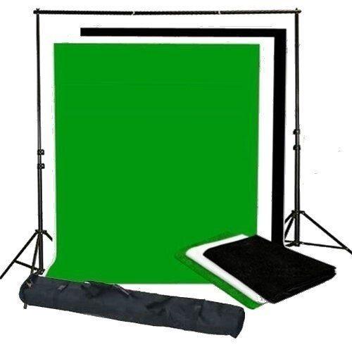 Bresser Fotostudio »BR-BGS2 Hintergrundsystem 3x6M SET 2«