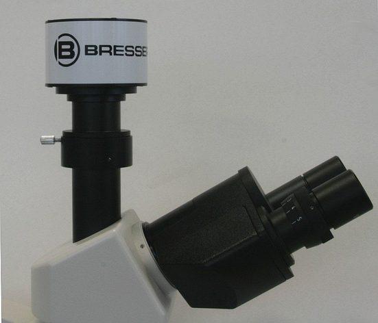BRESSER Mikroskop »Science C-Mount MikroCam Adapter«