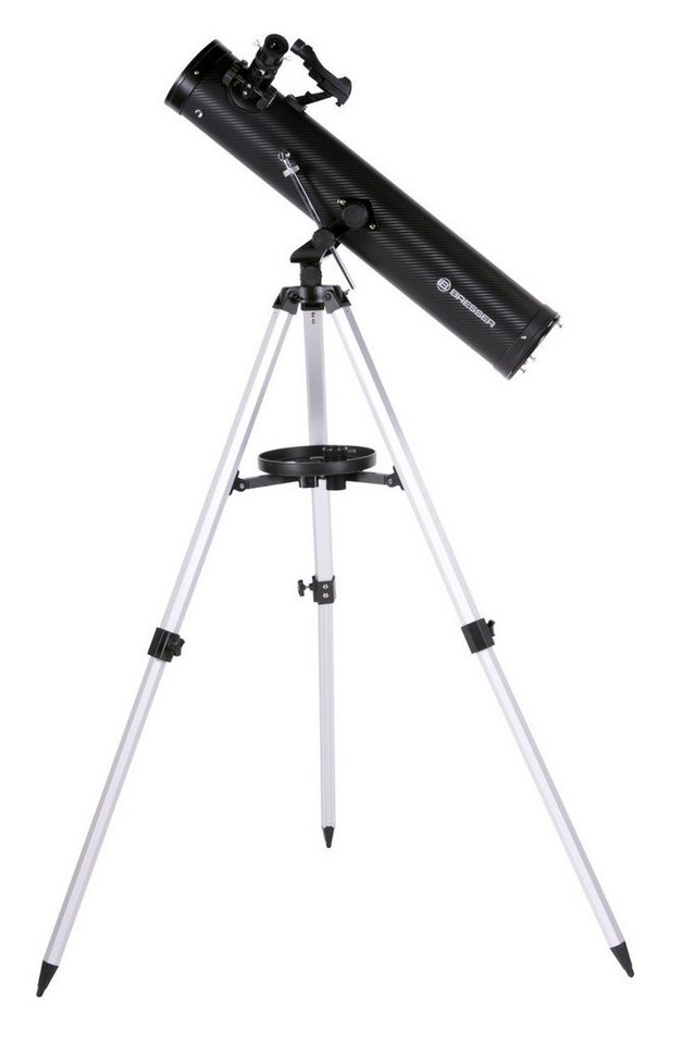bresser teleskop venus 76 700 az spiegelteleskop mit. Black Bedroom Furniture Sets. Home Design Ideas