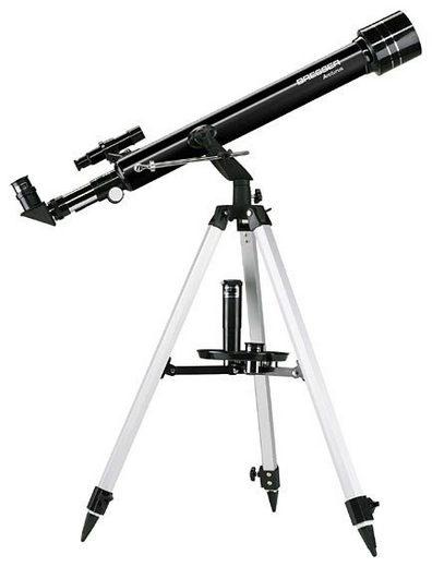 BRESSER Teleskop »Arcturus 60/700 AZ - Linsenteleskop«
