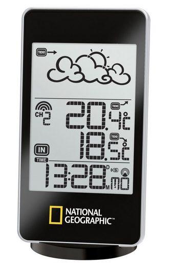 NATIONAL GEOGRAPHIC Wetterstation »Wetterstation Basic«