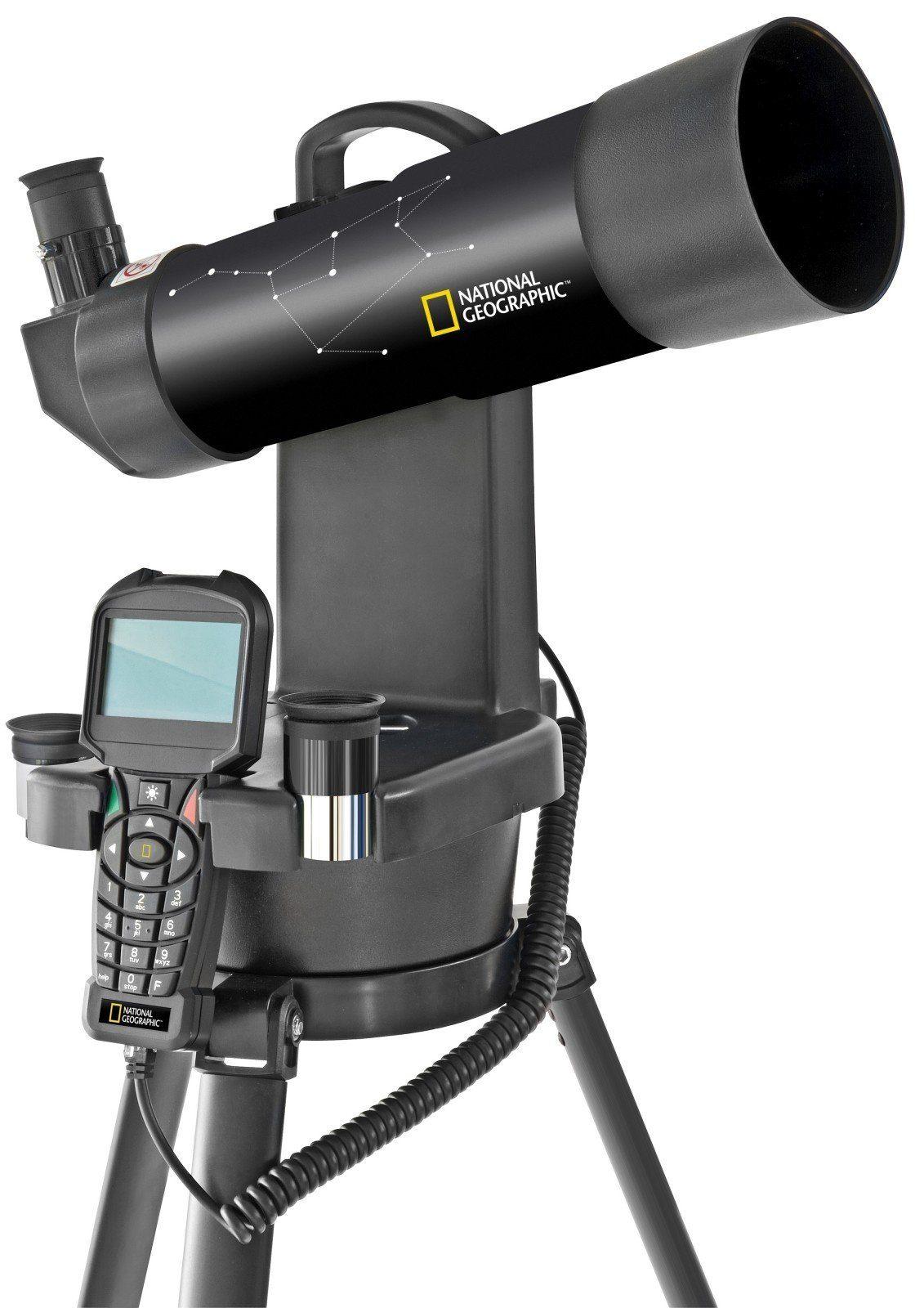 National Geographic Teleskop »Automatik 70/350 Teleskop«