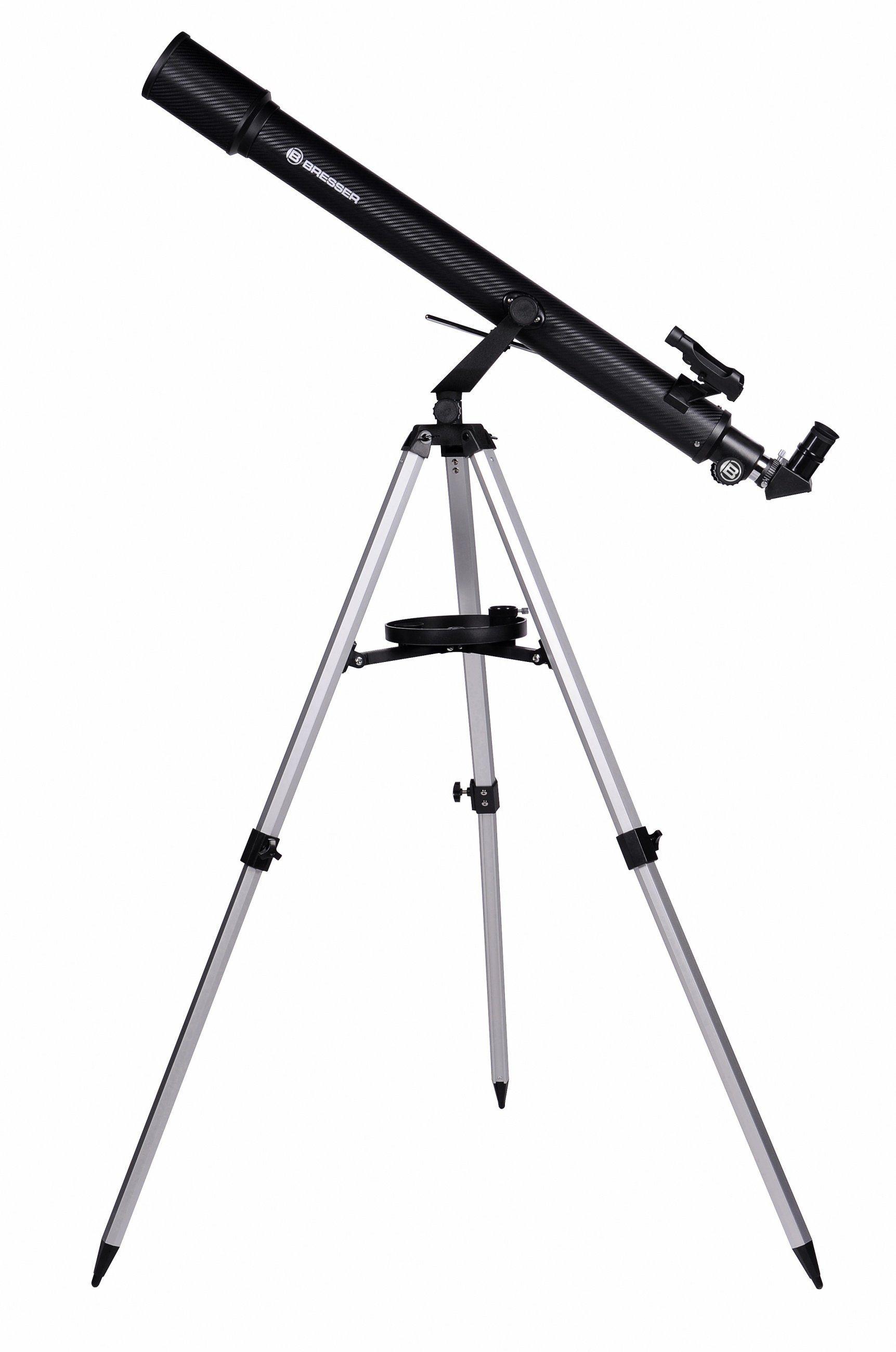 Bresser Teleskop »Sirius 70/900 AZ Linsenteleskop Handy Adapter«