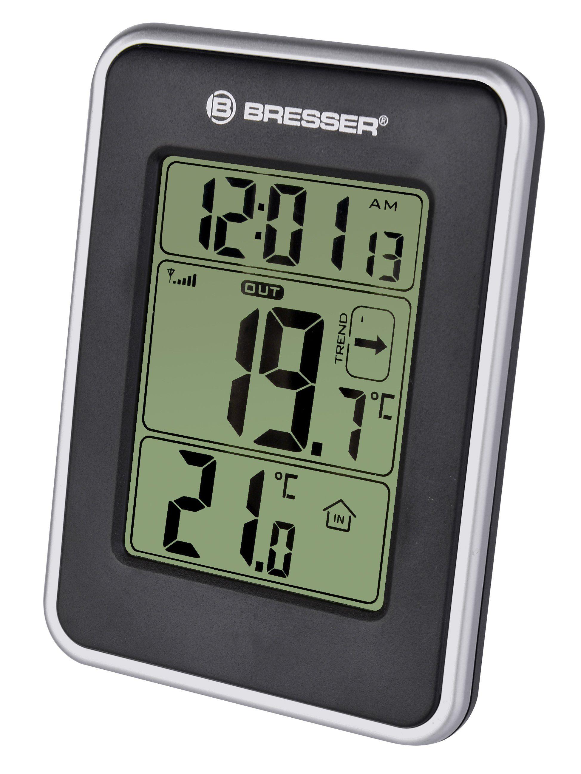 Außenthermometer Hygrometer Temperatur Luftfeuchtigkeit J1 Digital LCD Innen-
