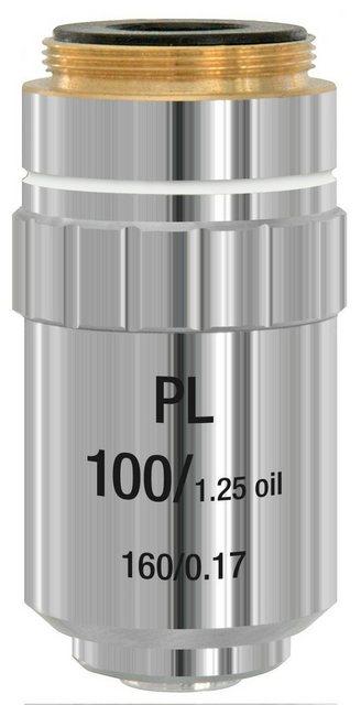 BRESSER Mikroskop »Planachromat Objektiv 100x«