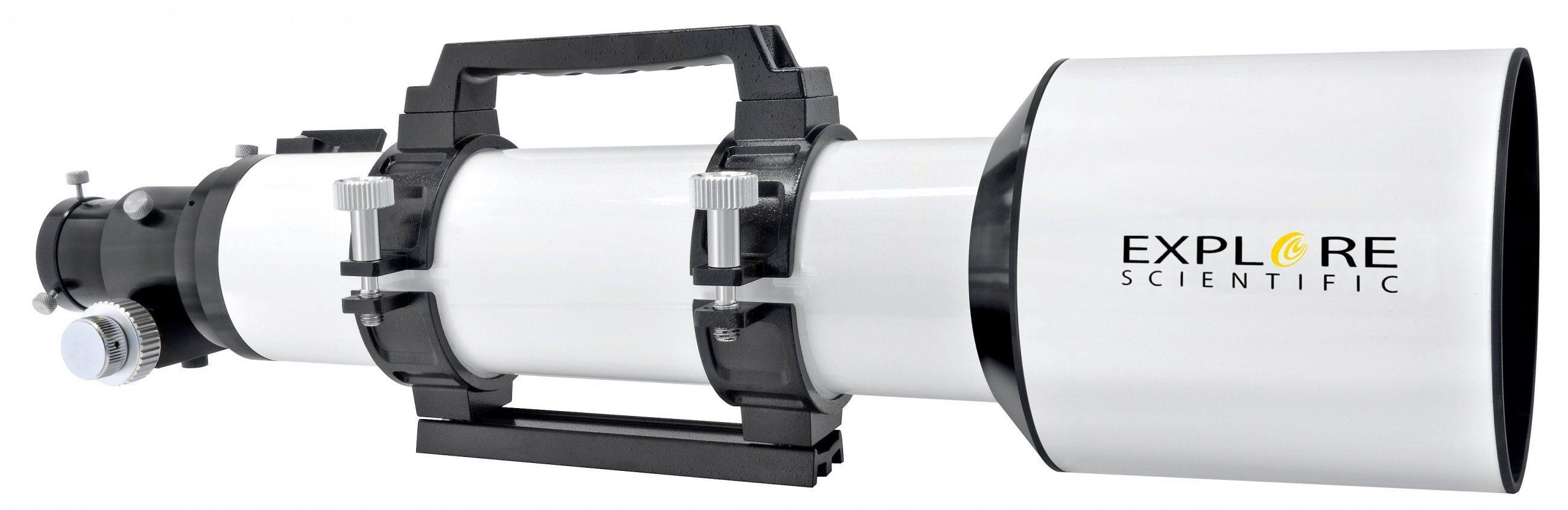 """Explore Scientific Teleskop »ED APO 102mm f/7 FCD-1 Alu 2"""" R&P Fokussierer«"""