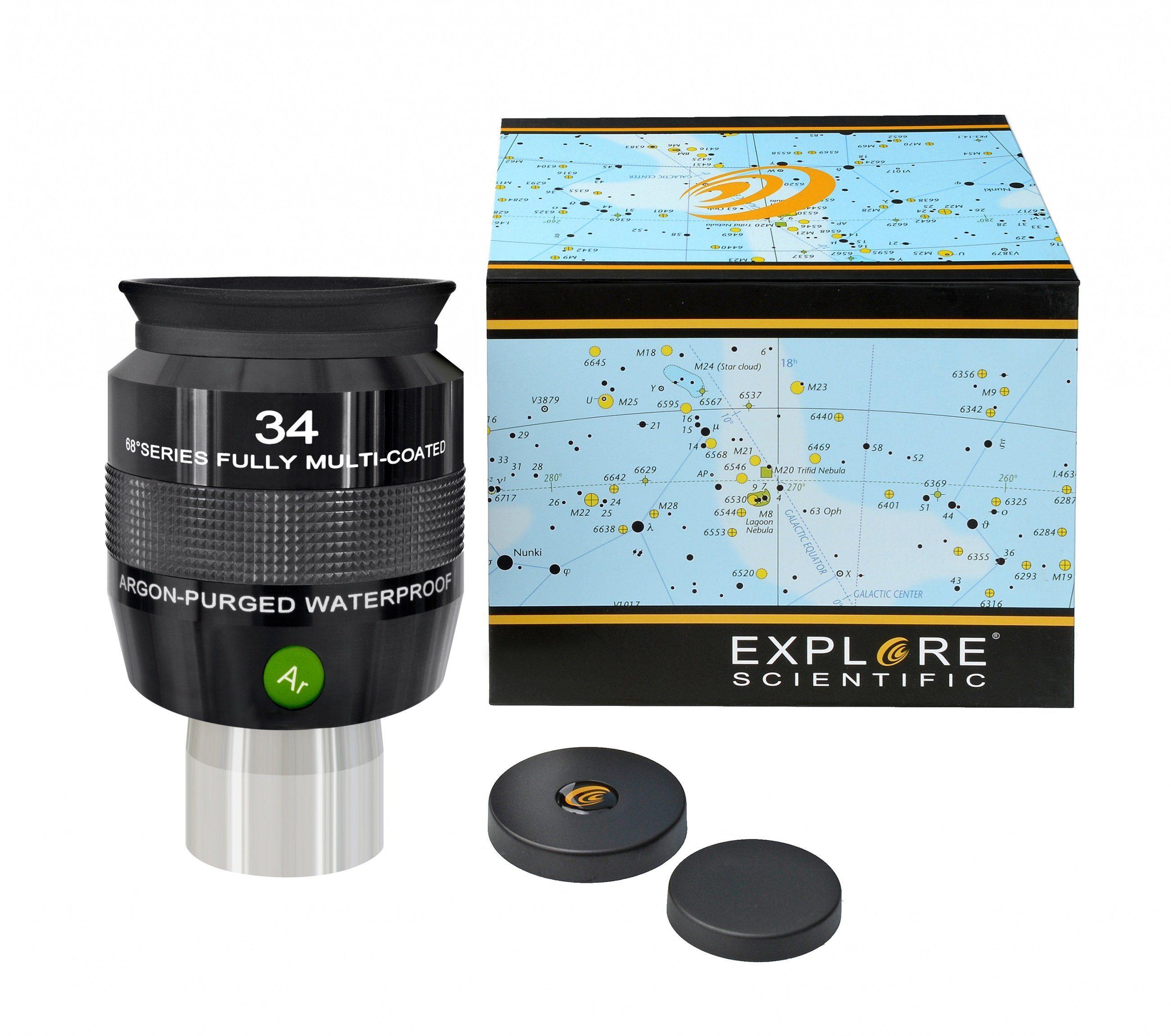 """Explore Scientific Okular »68° Ar 34mm (2"""")«"""