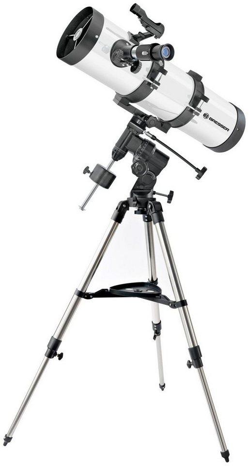 bresser teleskop reflektor 130 650 eq3 kaufen otto. Black Bedroom Furniture Sets. Home Design Ideas