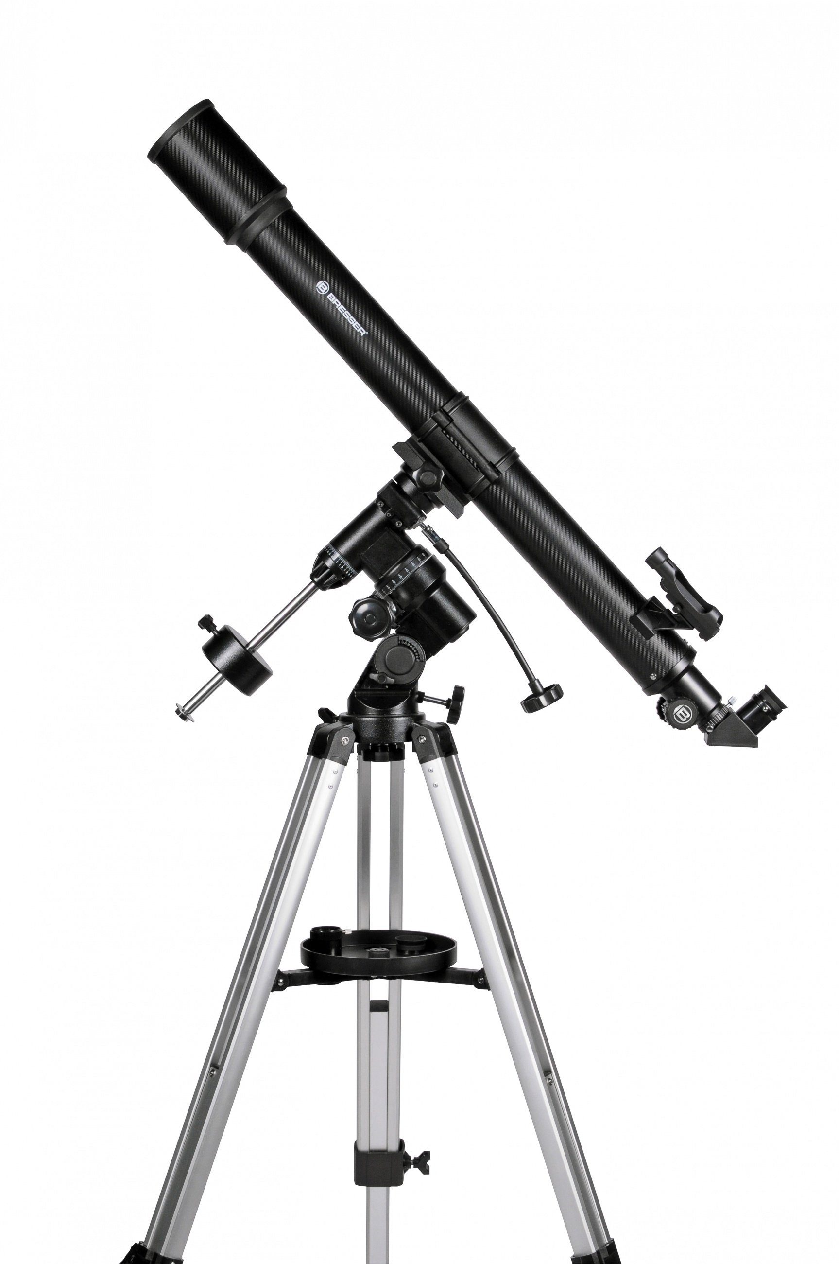 Bresser Teleskop »Lyra 70/900mm EQ - Linsenteleskop«