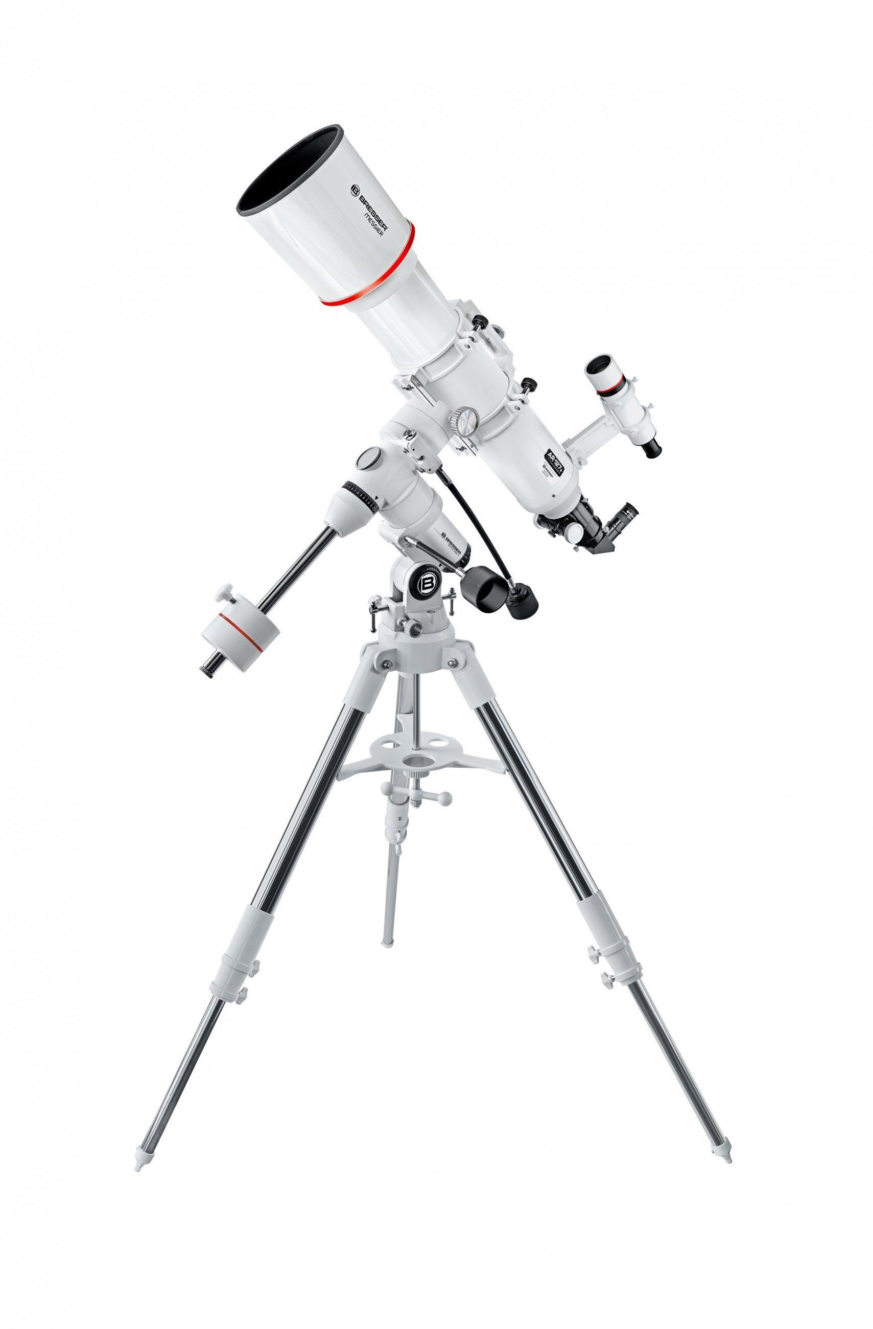 Bresser Teleskop »Messier AR-127S/635 EXOS-1/EQ4 Hexafoc«