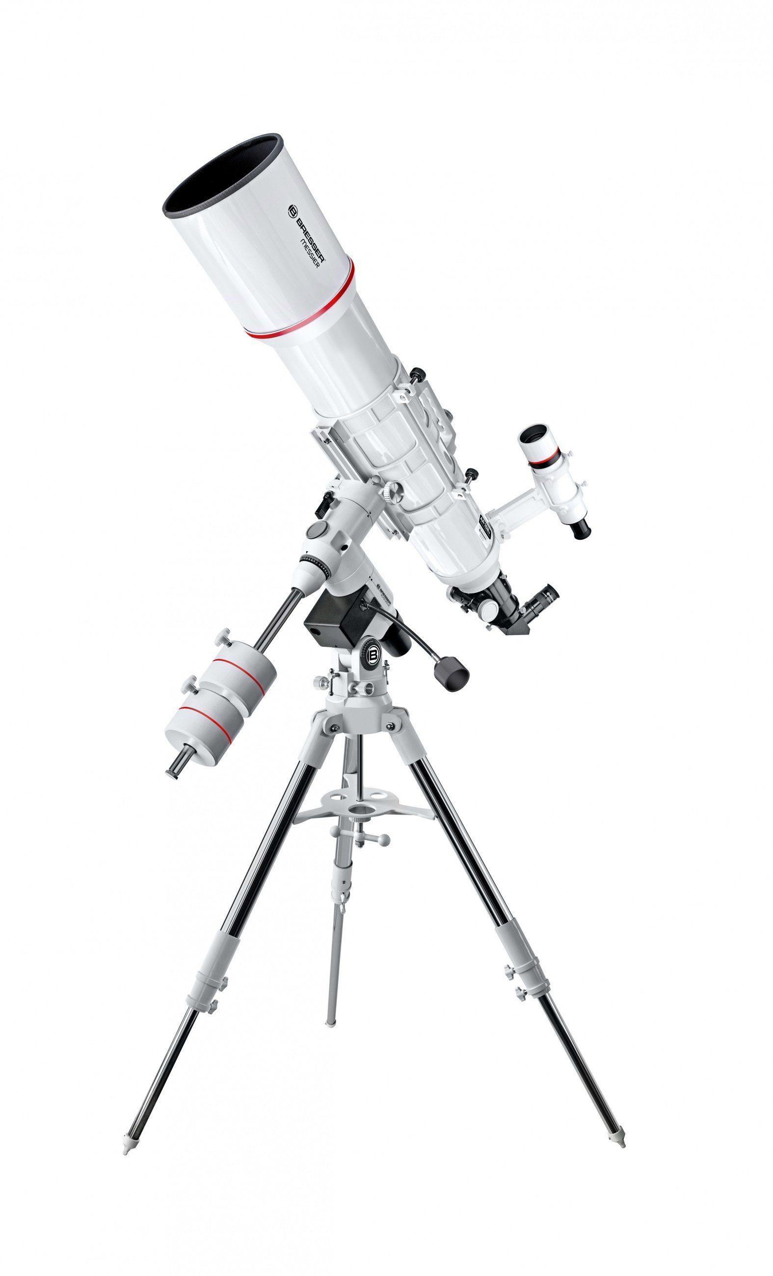 Bresser Teleskop »Messier AR-152S/760 Hexafoc EXOS-2/EQ5«
