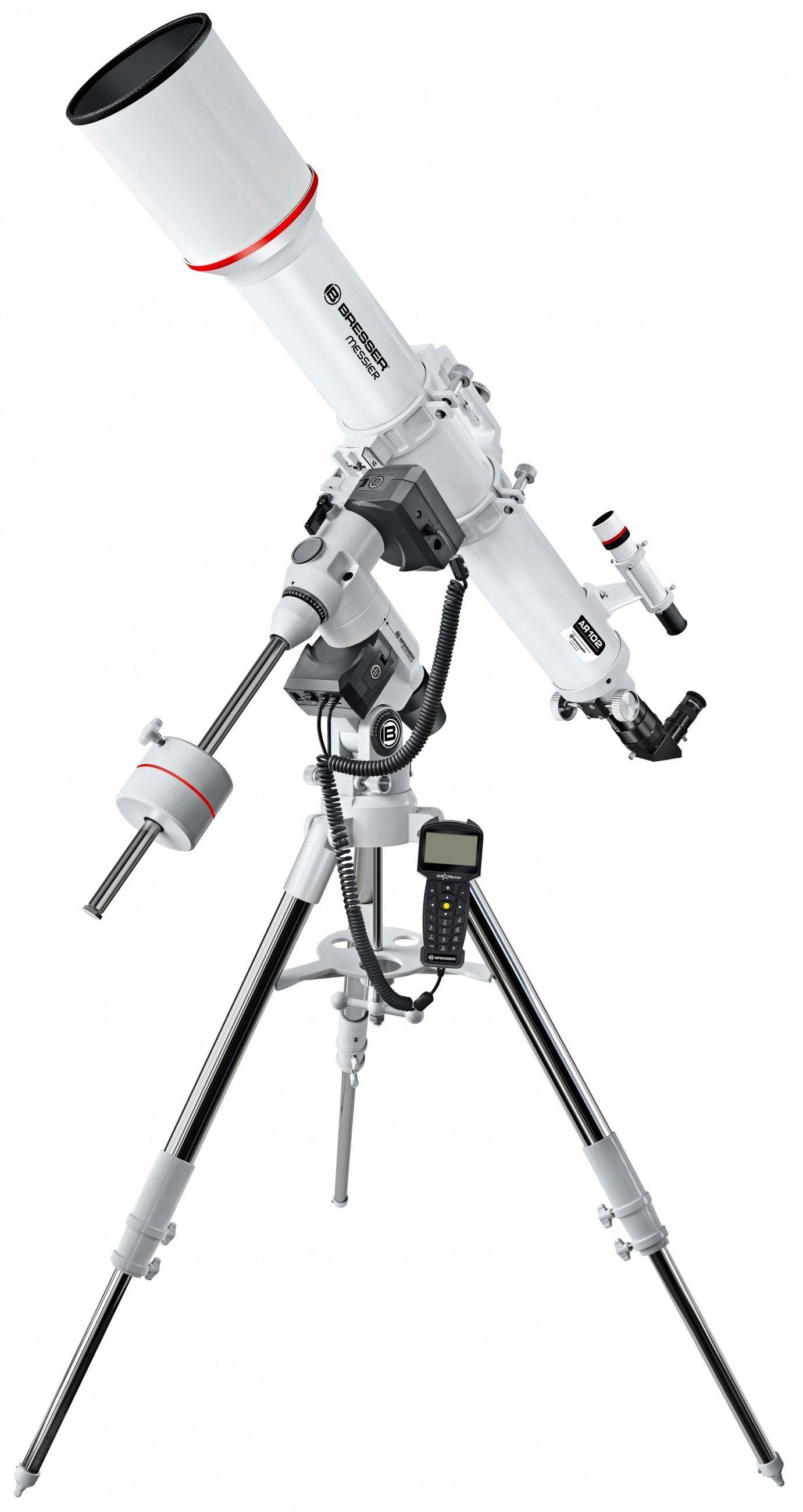 Bresser Teleskop »Messier AR-102/1000 EXOS-2 GoTo Hexafoc«