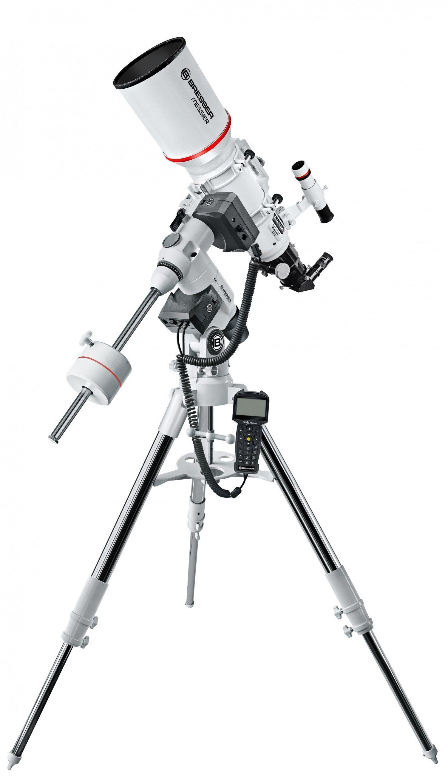 Bresser Teleskop »Messier AR-102S/600 EXOS-2 GoTo Hexafoc«