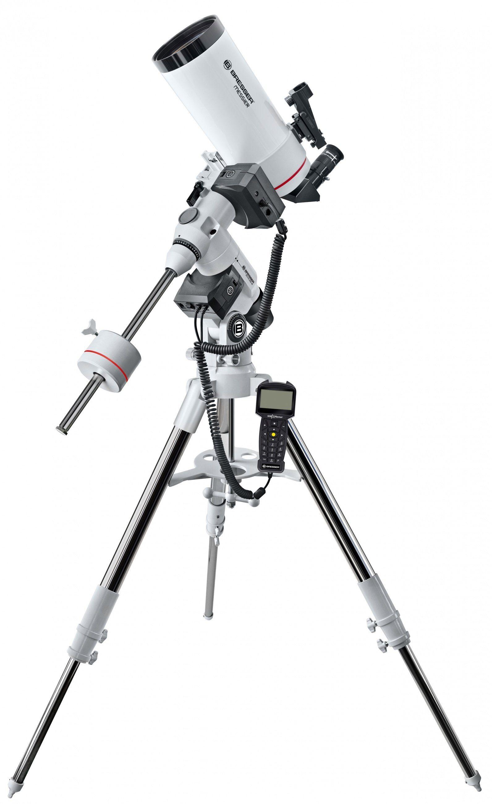 Bresser Teleskop »Messier MC-100/1400 EXOS-2 GoTo«