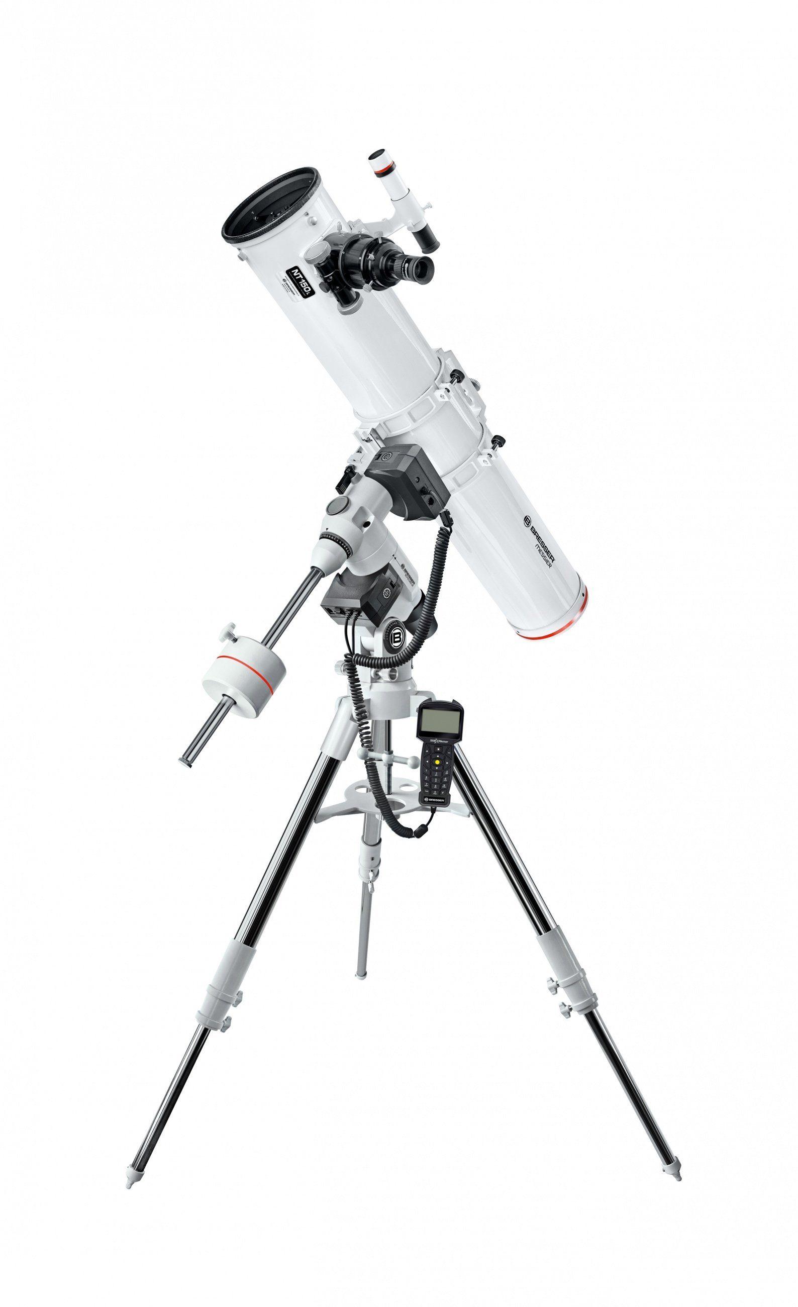 Bresser Teleskop »Messier NT-150L/1200 Hexafoc EXOS-2 GoTo Teleskop«