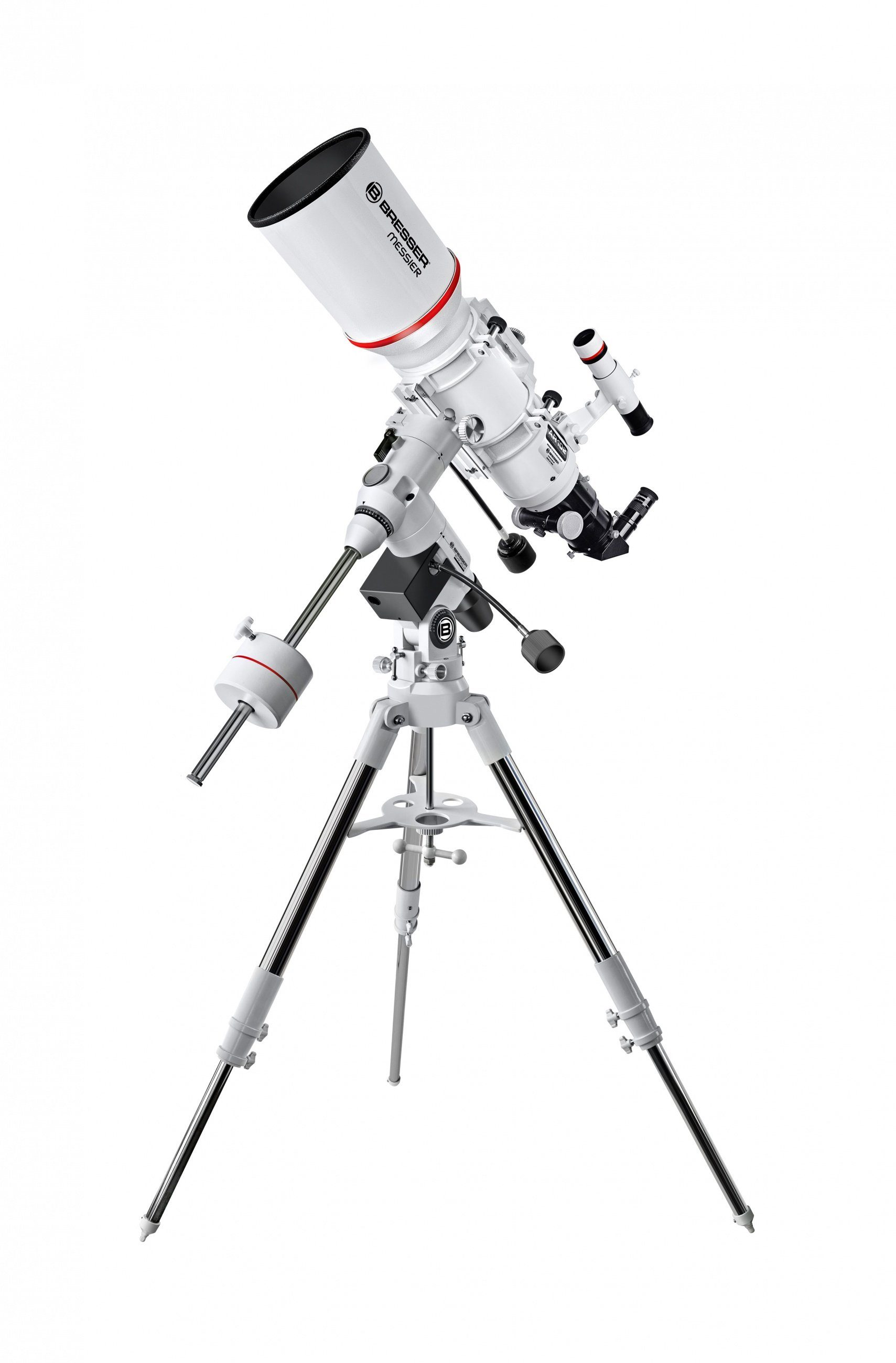 Bresser Teleskop »Messier AR-102s/600 Hexafoc EXOS-2«