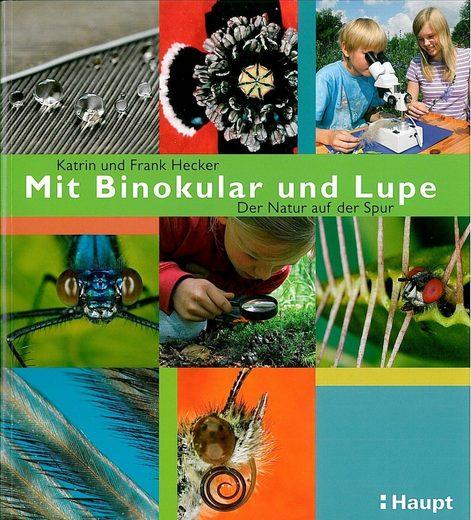 """Bresser Lupe »Literatur """"Mit Binokular und Lupe""""«"""