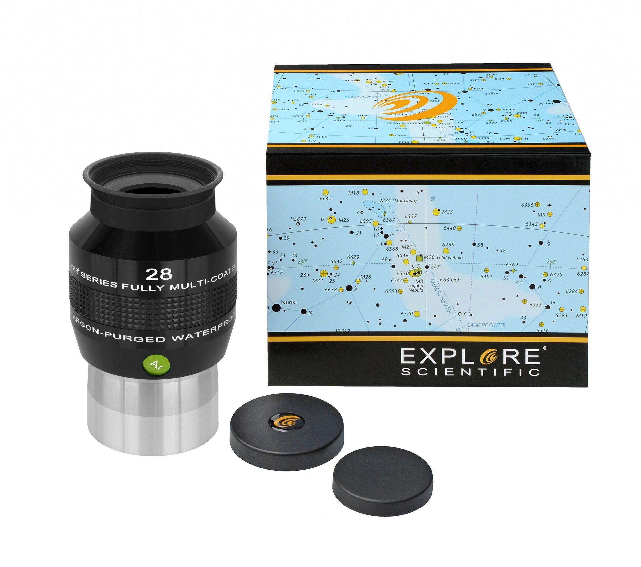 """Explore Scientific Okular »68° Ar 28mm (2"""")«"""