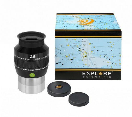 EXPLORE SCIENTIFIC Okular »68° Ar 28mm (2)«