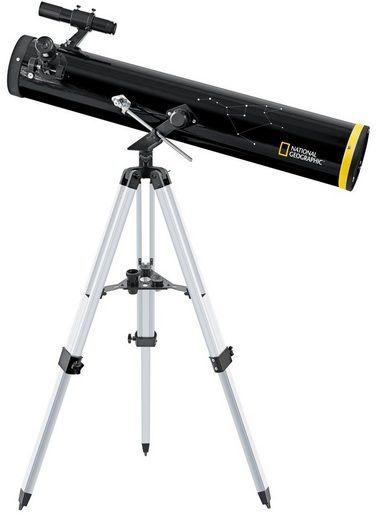 NATIONAL GEOGRAPHIC Teleskop »114/900 Reflektor Teleskop AZ«