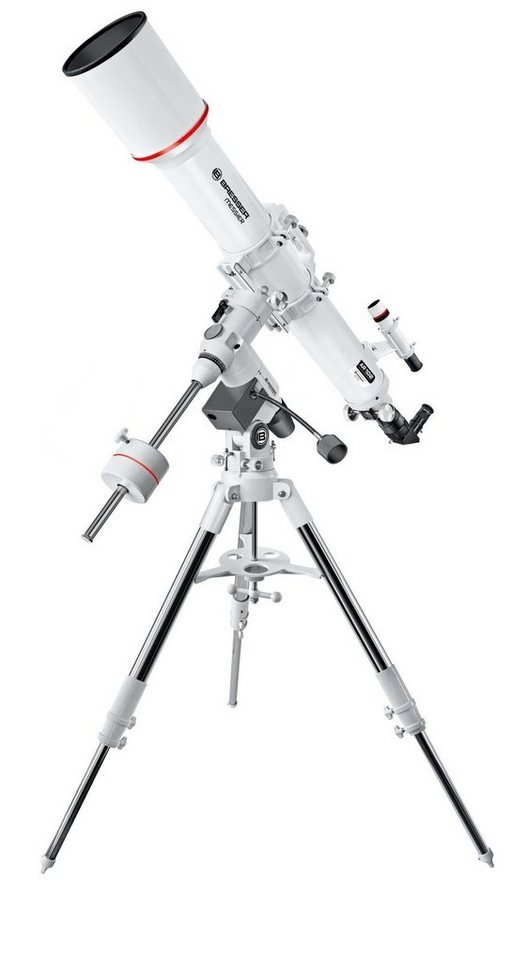 bresser teleskop messier ar 102 1000 exos 2 eq5 hexafoc. Black Bedroom Furniture Sets. Home Design Ideas