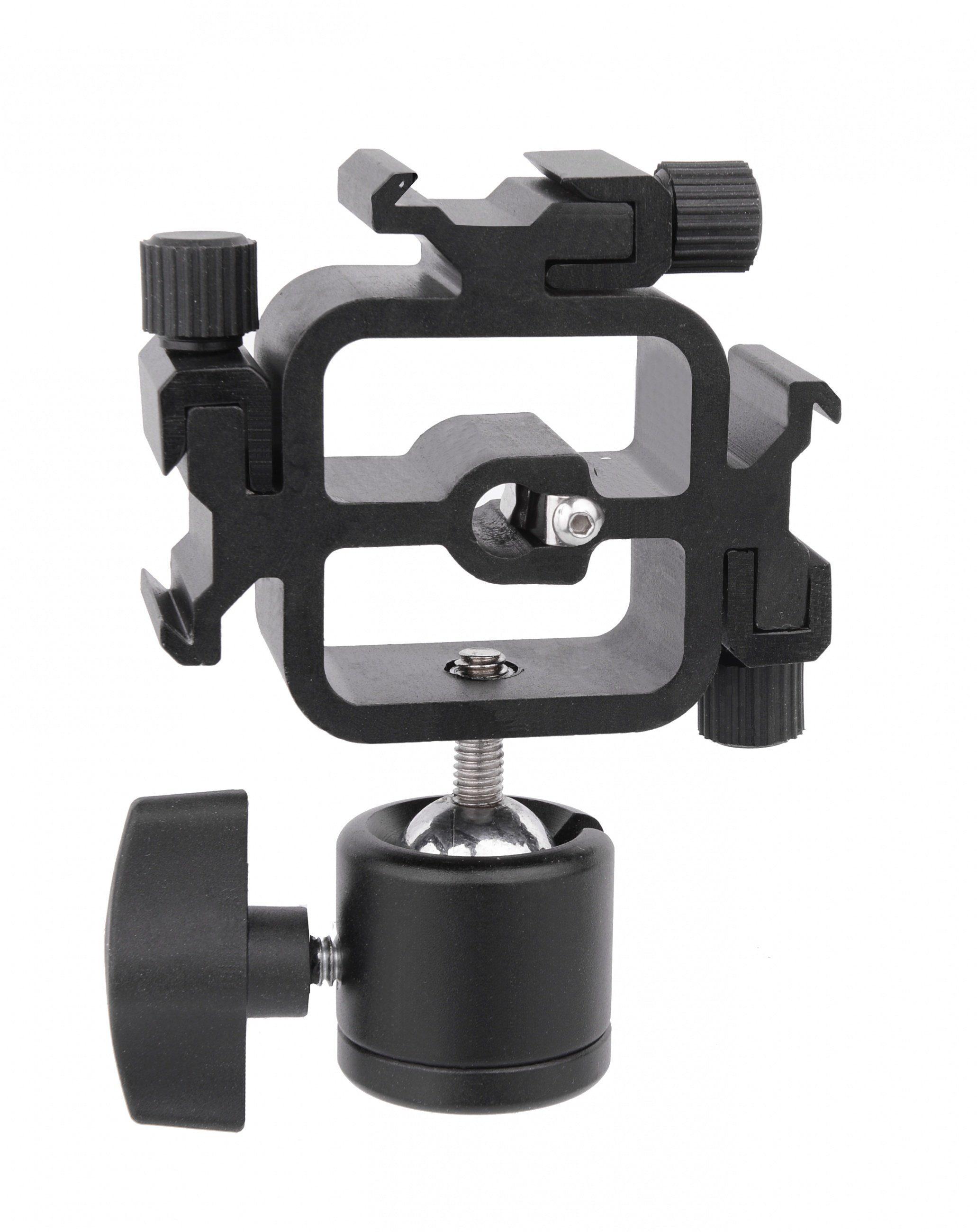 Bresser Fotostudio »JM-38 Blitzhalter für 3 Kamerablitze«