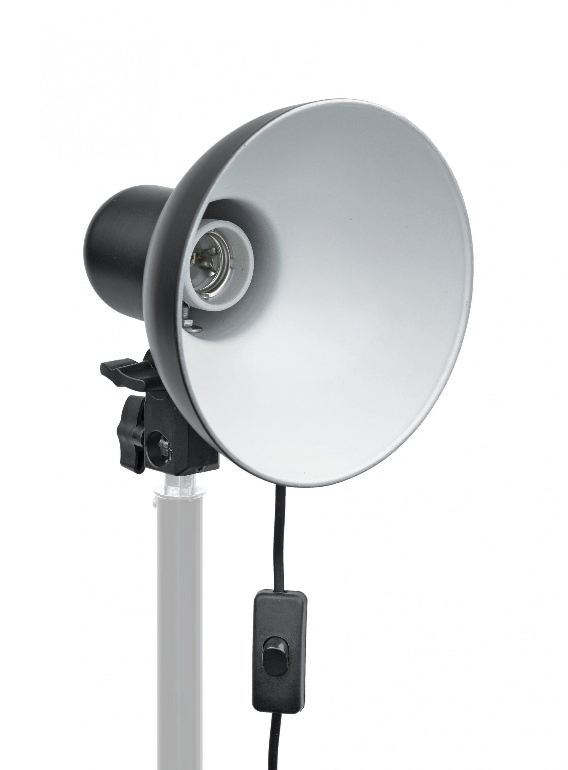 Bresser Fotostudio »MM-04 Lampenhalter mit Reflektor für 1 Lampe«