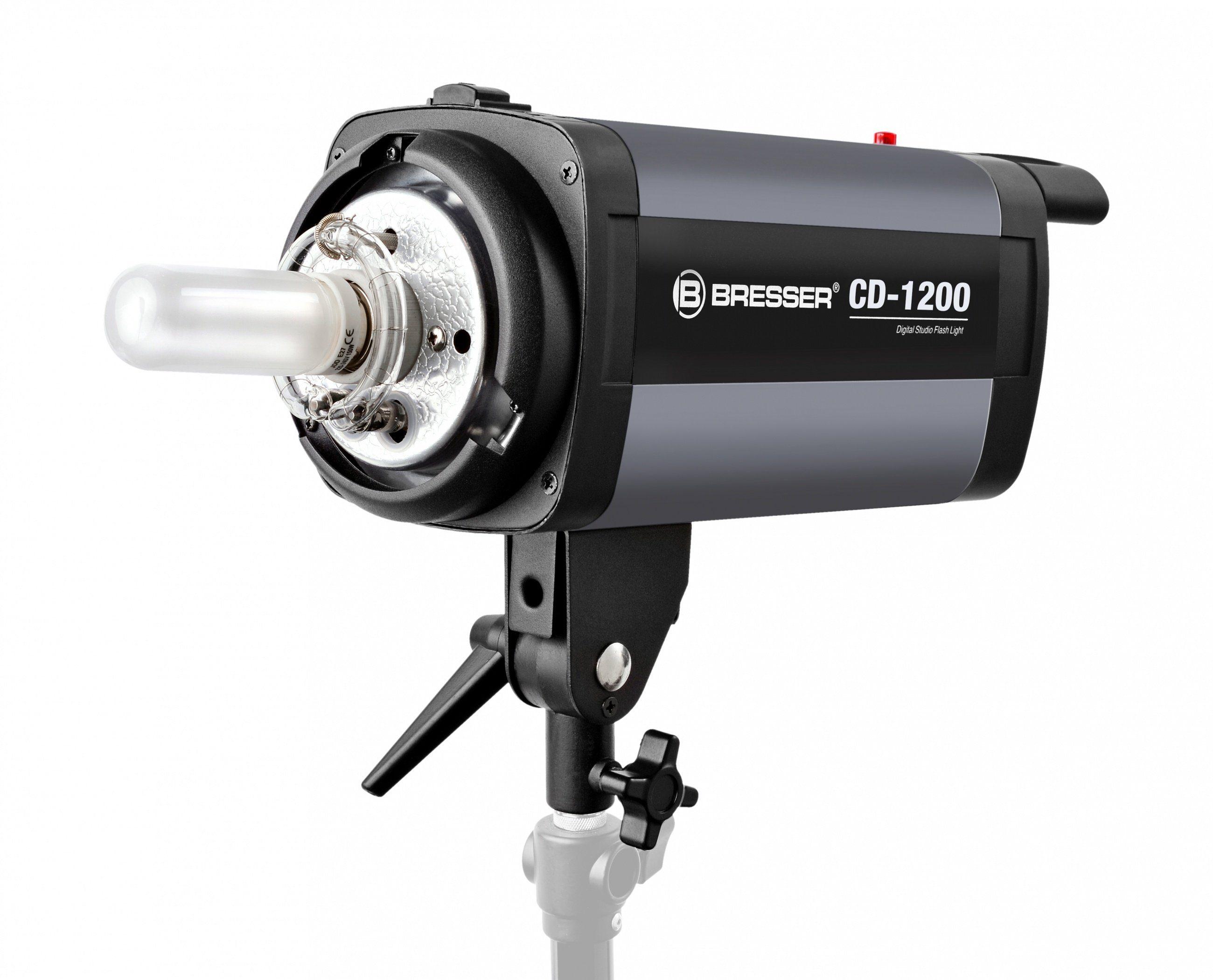 Bresser Fotostudio »CD-1200 digitaler Studioblitz«